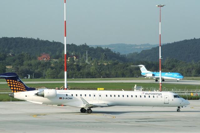 Lotnisko Kraków Balice – nowe połączenia do Austrii i Holandii