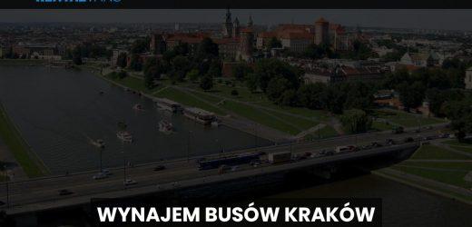 Wynajem busów – idealna opcja dla większej grupy przyjaciół | AwKrakowie.pl
