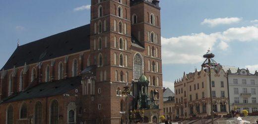 Krakowskie atrakcje – kościół Mariacki